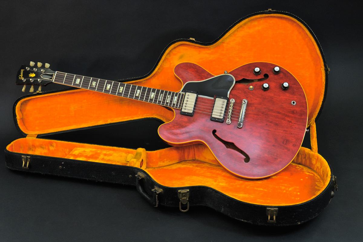 Voltage Guitar 1962 Gibson es335