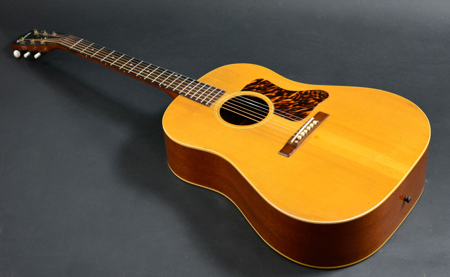 Gibson Guitars For Sale >> 1941 Gibson J35   Voltage Guitar