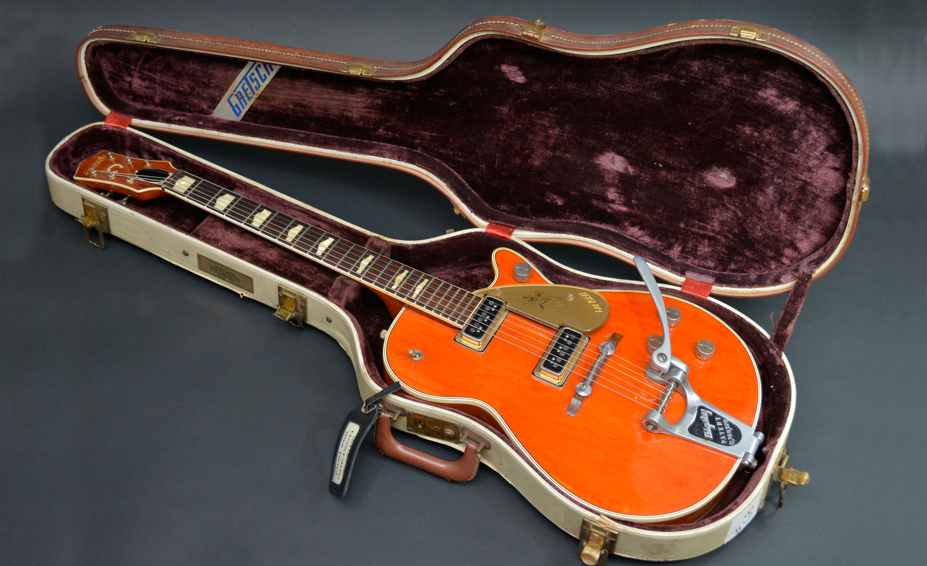 Voltage Guitar | 1957 Gretsch 6121