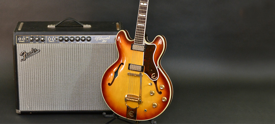 Voltage Guitar | 1965 Epiphany Sheraton
