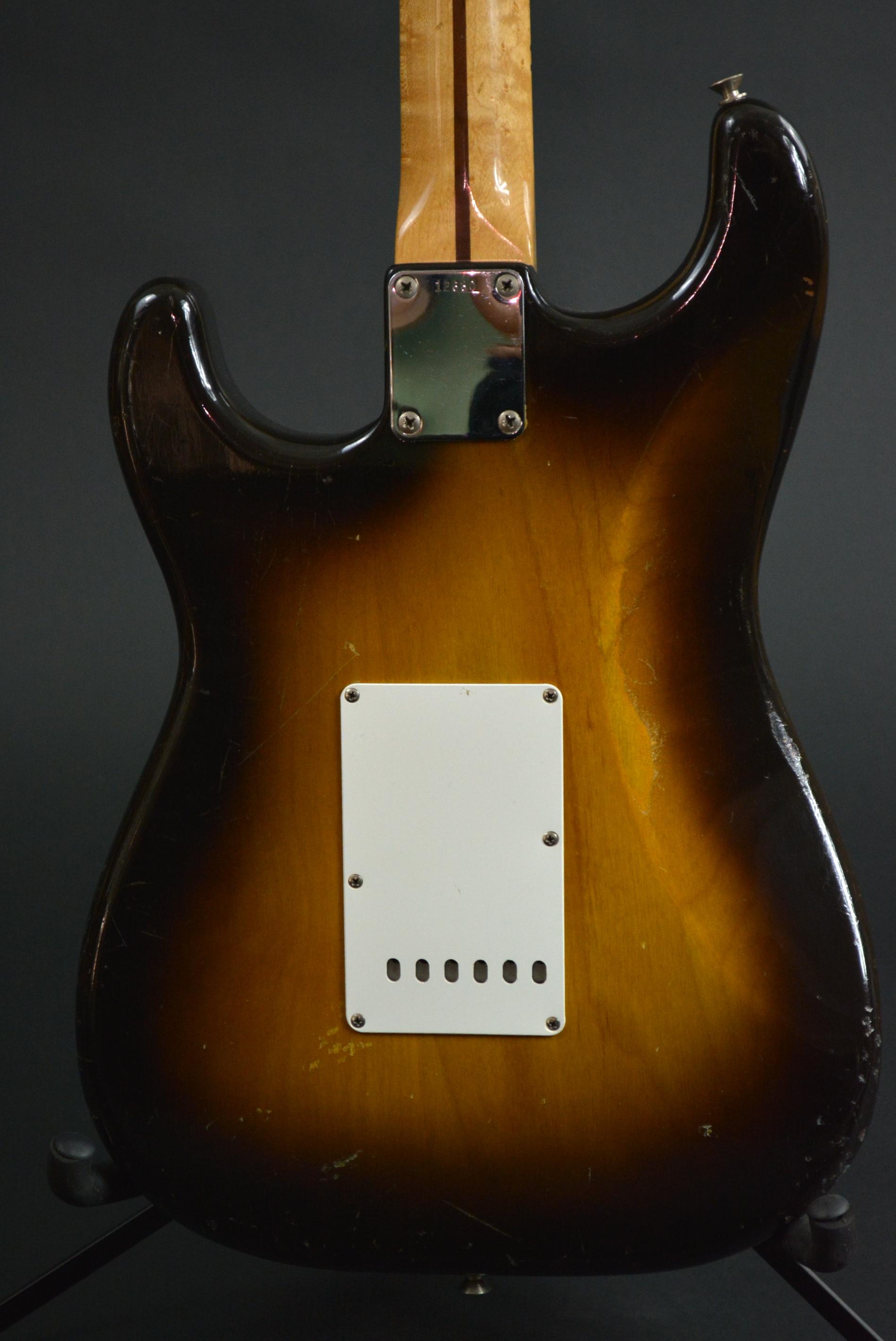1956 Fender Stratocaster Voltage Guitar
