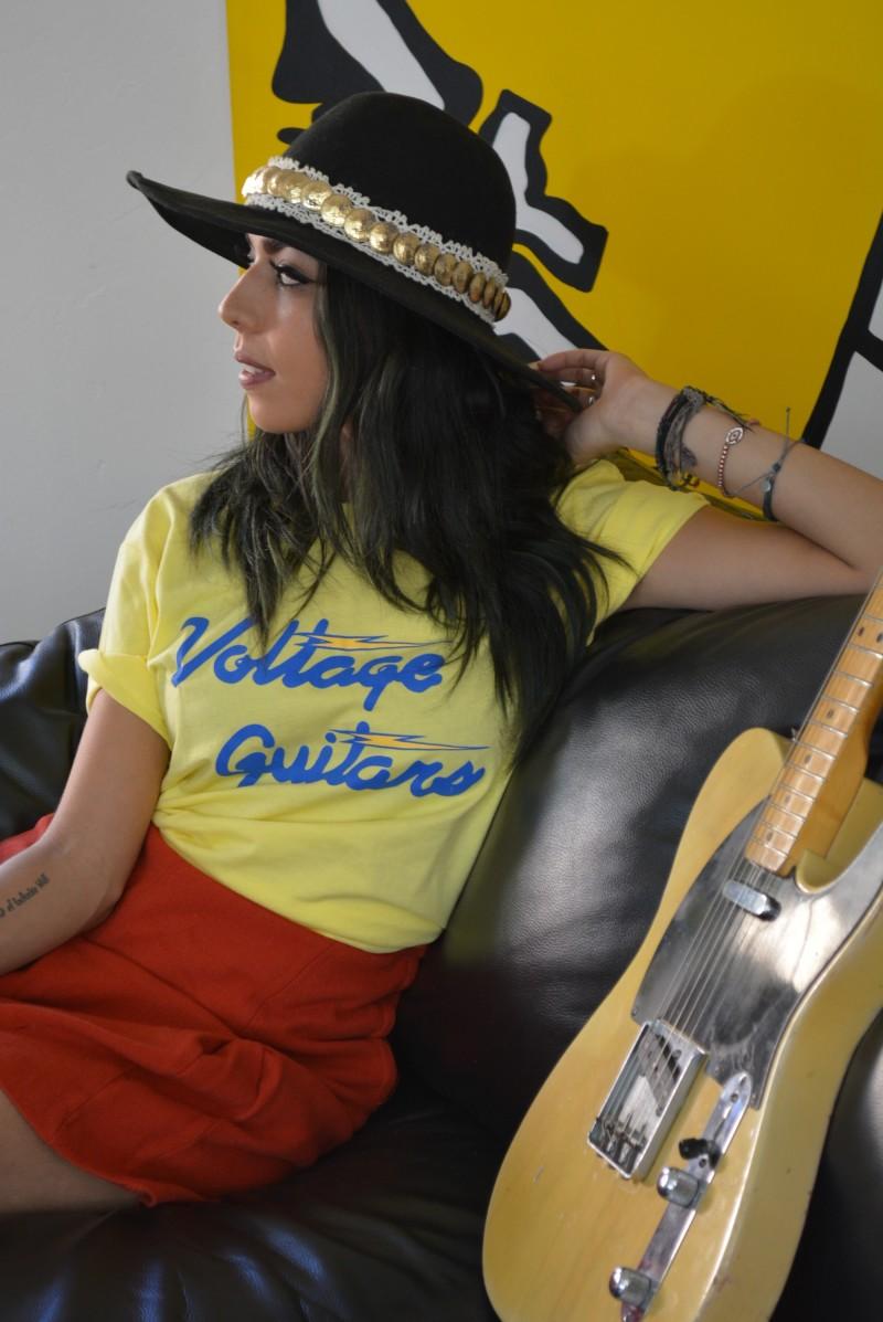 Voltage Guitar T-Shirts