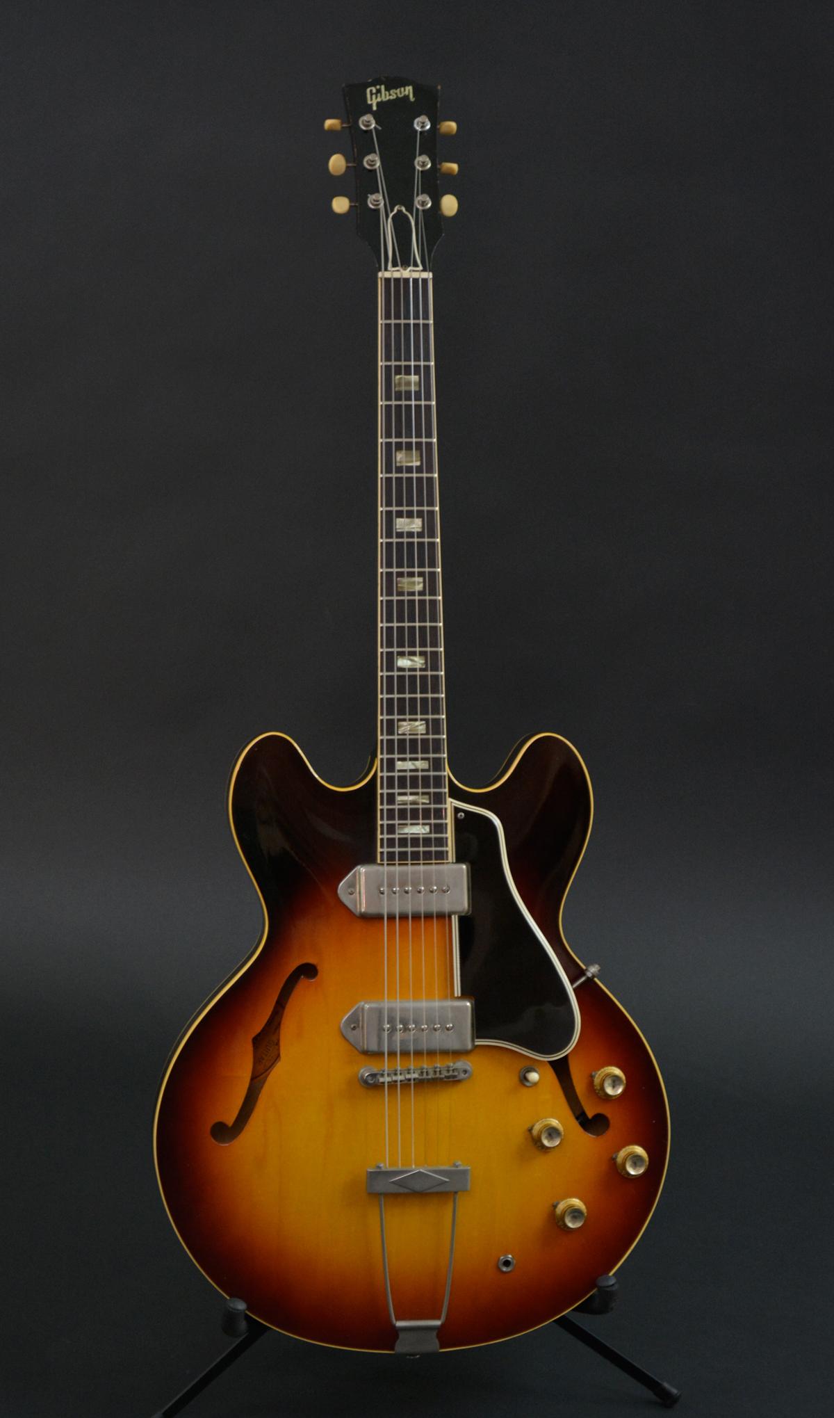 1964 gibson es 330 voltage guitar. Black Bedroom Furniture Sets. Home Design Ideas