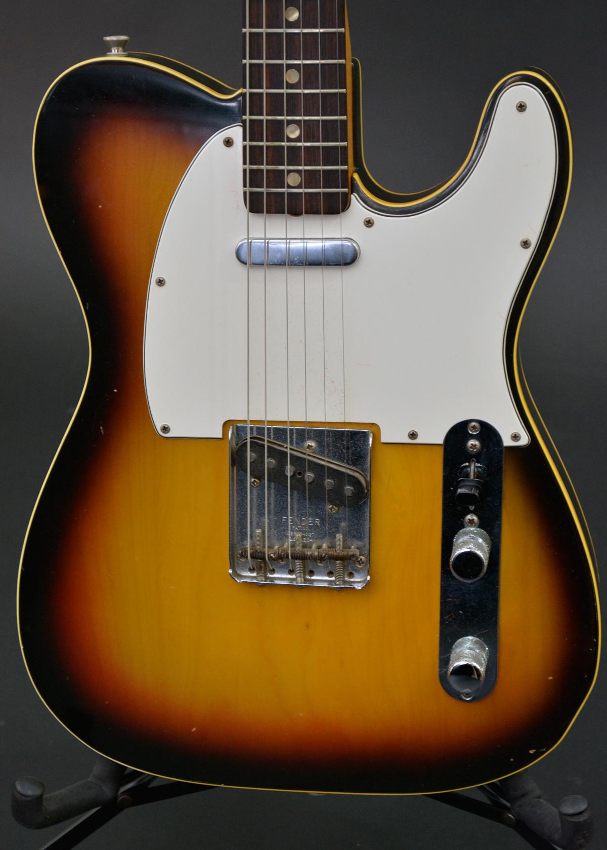 1967 Fender Custom Telecaster   Voltage Guitar   Voltage Guitar