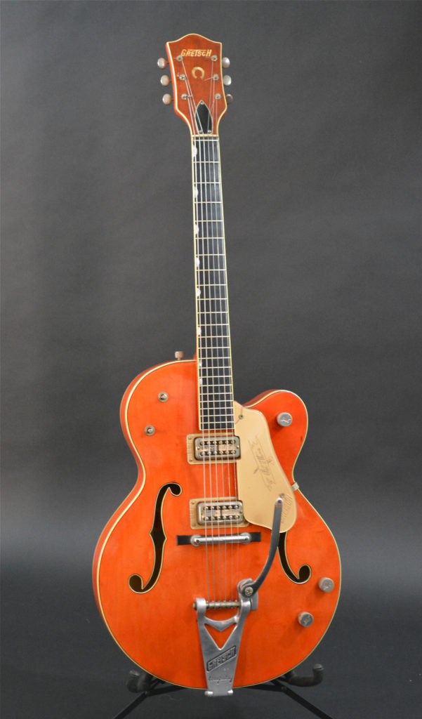 1960 Gretsch 6120 Voltage Guitar