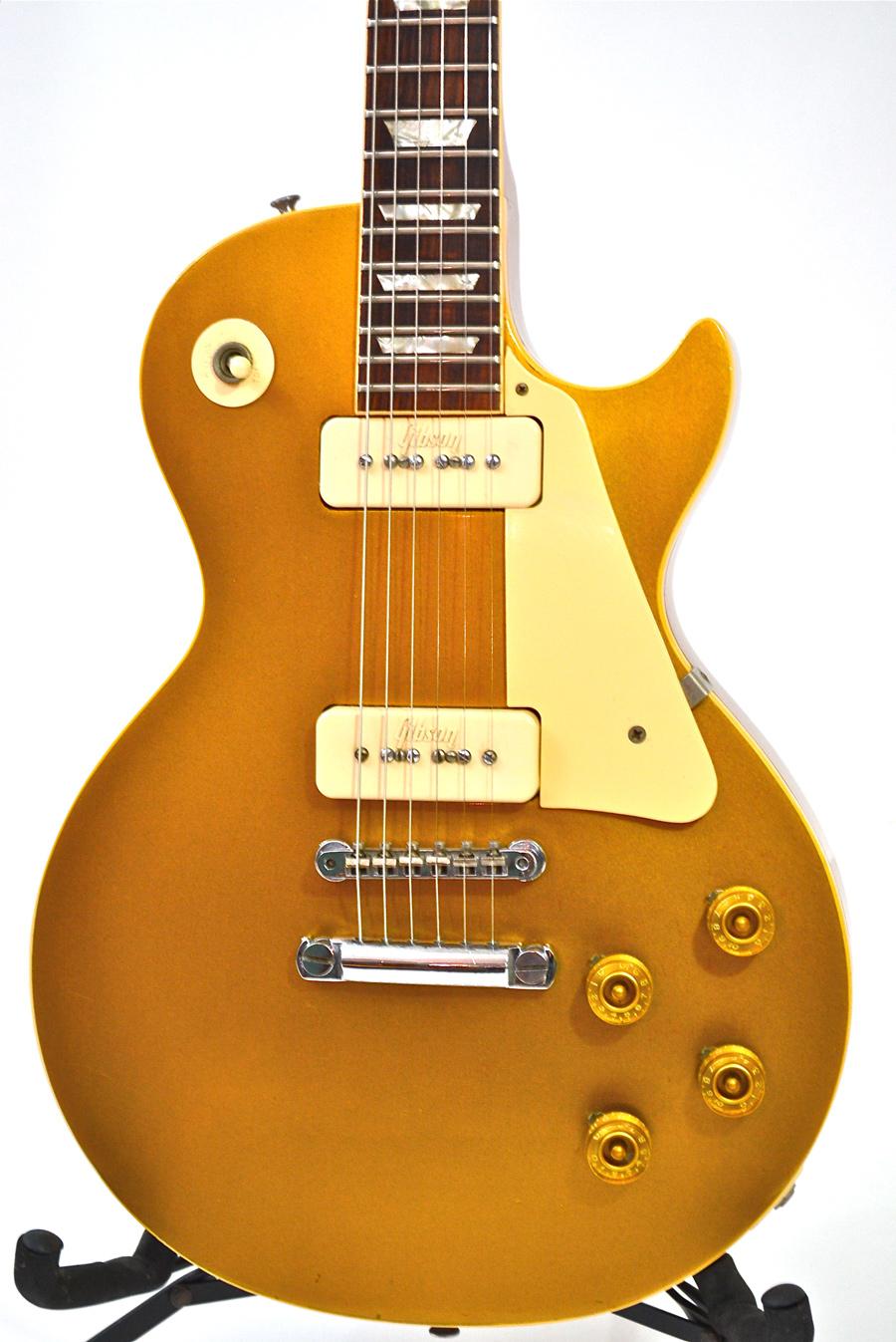 1971 gibson 58 39 les paul reissue voltage guitar. Black Bedroom Furniture Sets. Home Design Ideas